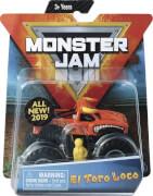 Spin Master Monster Jam Single Pack 1:64