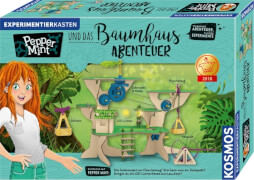 Kosmos Pepper Mint und das Baumhaus-Abenteuer