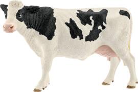Schleich Farm World Bauernhoftiere - 13797 Kuh Schwarzbunt, ab 3 Jahre