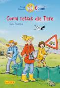 Conni Erzählbände 17, Conni rettet die Tiere