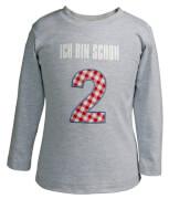 T-Shirt Ich bin schon 2 BabyGlück Gr. 92/98